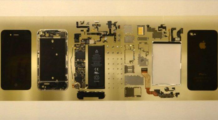 Imagem de: Artista mostra como iPhones quebrados podem se tornar peças de arte