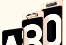 Imagem de: Samsung anuncia Galaxy A80 no Brasil a R$ 3,5 mil