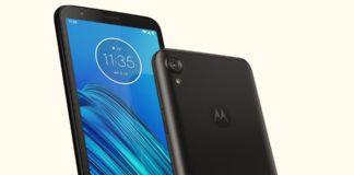 Imagem de: Motorola anuncia Moto E6 de entrada a US$ 149
