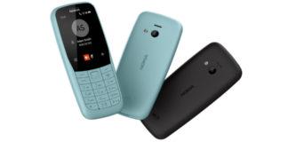 Imagem de: Nokia 220: novo celular da HMD Global de modelo clássico com 4G