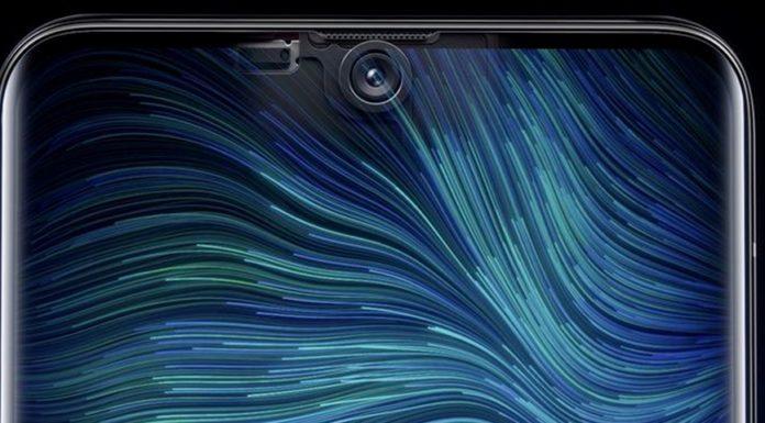 Imagem de: Oppo mostra o 1º celular com câmera de selfie sob a tela