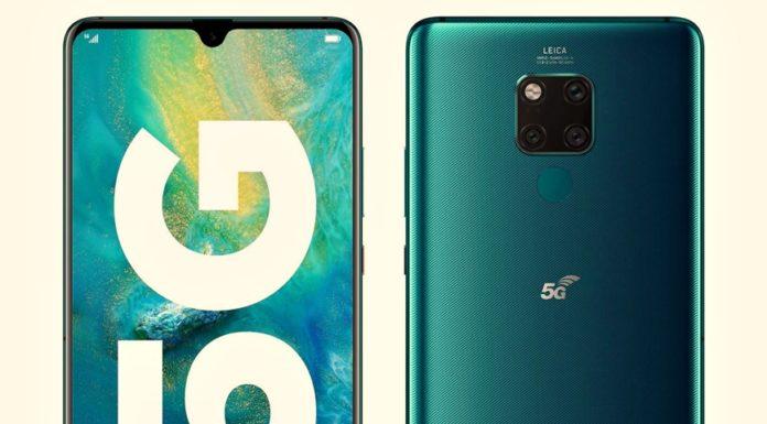 Imagem de: Huawei Mate 20 X 5G é oficialmente anunciado pela gigante chinesa
