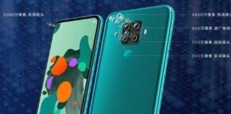 Imagem de: Huawei Nova 5i Pro com câmera quadrupla é anunciado na China por US$319