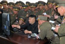 Imagem de: O perigo da Coréia do Norte pode não ser um míssil, mas ciberataques