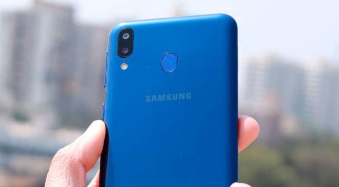 Imagem de: Samsung Galaxy M20s deve ser lançado com bateria de 6000 mAh, indica teaser