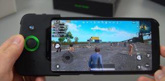 Imagem de: Imagem vazada pode ser do smartphone focado em games Xiaomi Black Shark 2