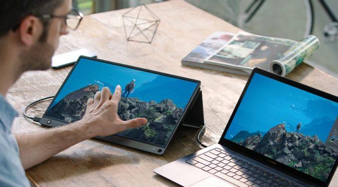 Imagem de: ZenScreen Touch: ASUS apresenta monitor portátil de 15 polegadas