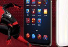 Imagem de: Oppo Realme X versão Homem-Aranha é lançado na China