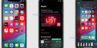 Imagem de: iOS 13 aparece com modo escuro e outras novidades em vazamento