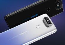 Imagem de: Zenfone 6 ganha atualização do sistema com melhorias na câmera giratória
