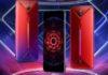 Imagem de: Celular gamer Nubia Red Magic 3 tem até 12 GB de RAM e grava vídeos em 8K