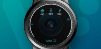Imagem de: Google Pixel Watch pode ter câmera no centro do display, indica patente