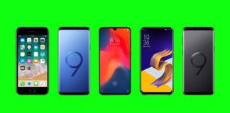 Imagem de: Os 5 melhores celulares para você comprar com até R$ 2,5 mil