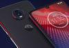 Imagem de: Moto Z4 é lançado com leitor de digitais sob a tela e câmera de 48 MP
