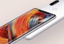 Imagem de: Xiaomi registra patente de smartphone com câmera tripla frontal