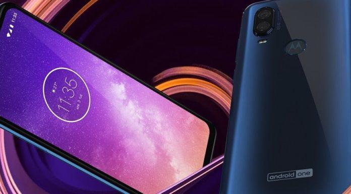 Imagem de: Motorola One Action: vazam especificações do novo modelo da linha One