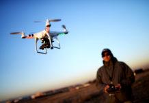 Imagem de: Órgão norte-americano está cogitando que drones tenham identificação remota