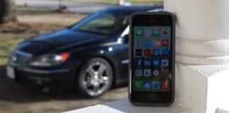Imagem de: Homem consegue ter acesso por meio do smartphone a seu antigo carro vendido