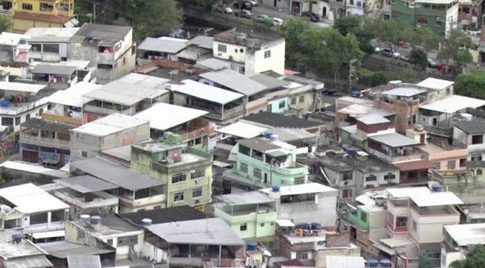 Imagem de: Guerra dos drones: traficantes usam imagens aéreas para mapear áreas rivais