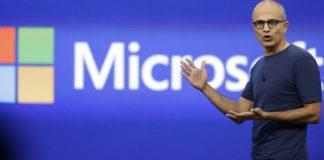 Imagem de: CEO da Microsoft diz que precisamos impedir o mundo ditatorial de '1984'
