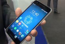 Imagem de: Atos lança Hoox, o smartphone 'ultrasseguro' para empresas com criptografia