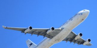 Imagem de: EUA considera banir laptops em voos internacionais