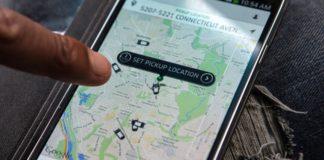 Imagem de: Contas brasileiras da Uber estão sendo usadas na Rússia