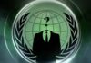 Imagem de: Anonymous anuncia retaliação a Israel e convoca ataque