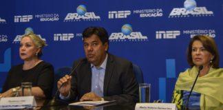 Imagem de: Site do MEC tem falha e expõe dados de cidadãos brasileiros