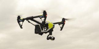 Imagem de: Esquadrão de drones policiais vai trabalhar 24 horas por dia no Reino Unido