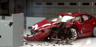 """Imagem de: Tesla Model S e BMW i3 têm níveis """"aceitáveis"""" de segurança, segundo IIHS"""