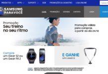 Imagem de: Site de descontos da Samsung no Brasil deixou dados de usuários expostos