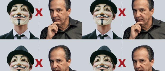 Imagem de: Pelo 'Lulz': grupo hacker invade sites do pastor Silas Malafaia