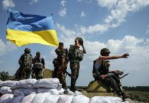 Imagem de: Grupo russo que teria influenciado eleições do EUA ataca tropas ucranianas
