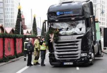 Imagem de: Frenagem autônoma de caminhão pode ter amenizado ataque em Berlim