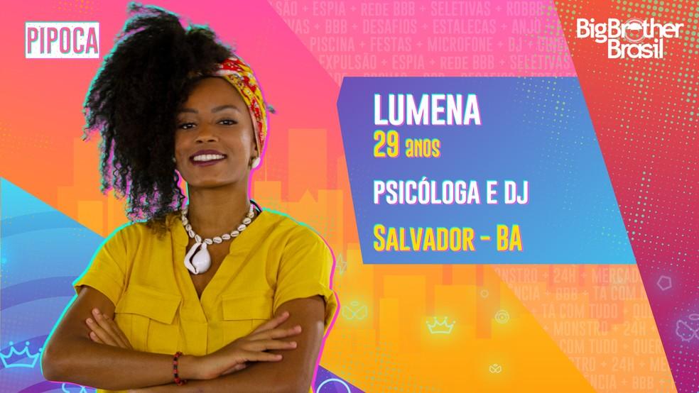 Lucas Penteado, BBB21 — Foto- Globo